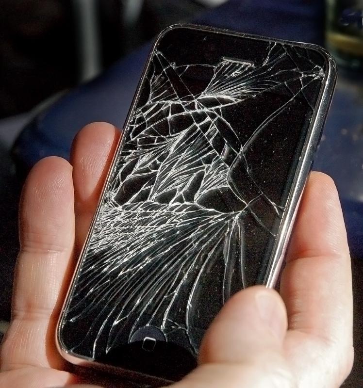 Wonderbaarlijk Smartphone kapot? Repareer hem zelf. - Echtvoorstudenten.nl GF-65